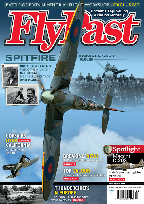 FlyPast - March 2016