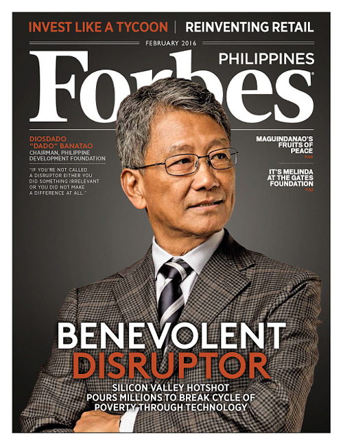 Forbes Philippines - February 2016