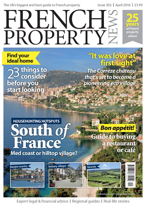 French Property News - April 2016
