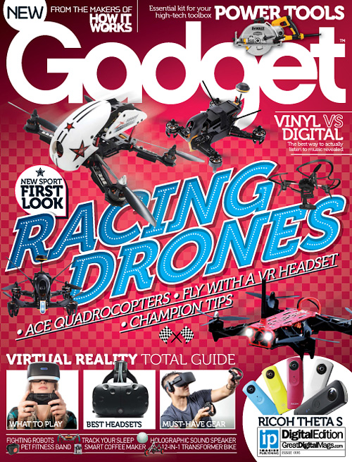 Gadget UK - Issue 6, 2016