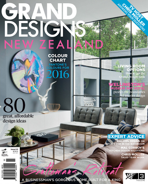 Grand Designs New Zealand - Issue 2.1 2016