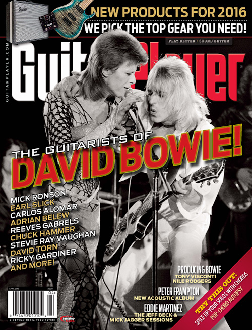 Guitar Player - April 2016