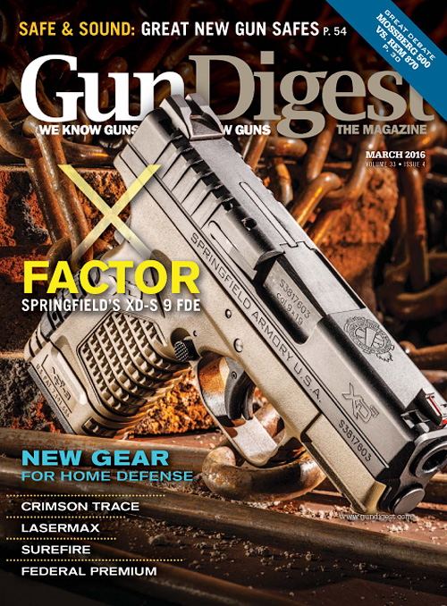 Gun Digest - March 2016