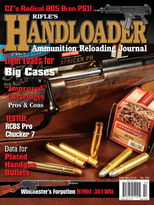 Handloader - February/March 2016