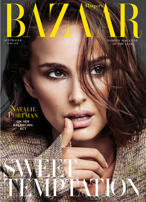 Harper's Bazaar Australia - April 2016