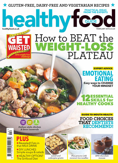 Healthy Food Guide UK - February 2016