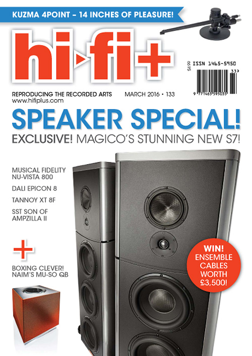 Hi-Fi Plus - March 2016