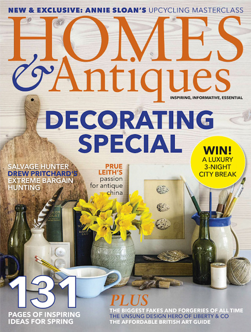 Homes & Antiques - April 2016
