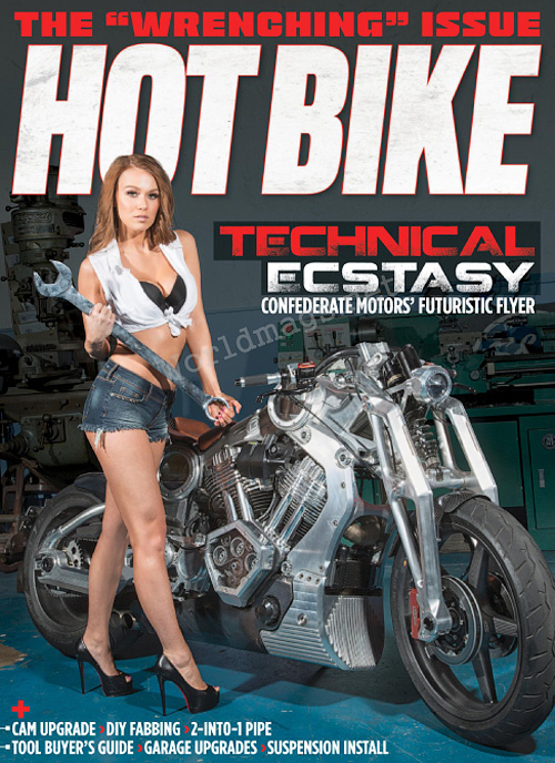 Hot Bike - May 2016