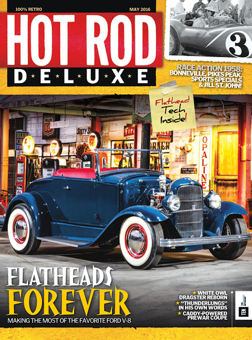 Hot Rod Deluxe - May 2016