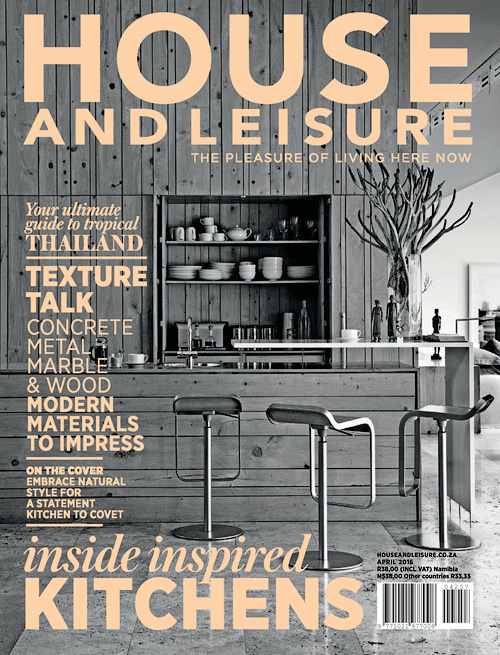 House and Leisure South Africa - April 2016