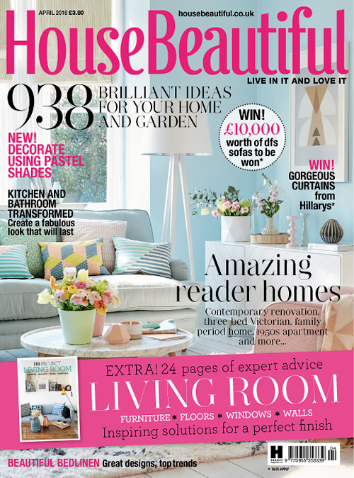 Beautiful House Magazine house beautiful - april 2016 » free pdf magazines for ipad, iphone