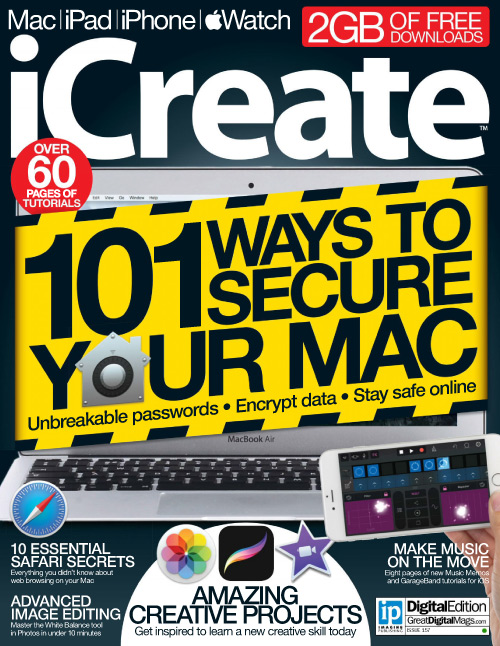 iCreate UK - Issue 157, 2016