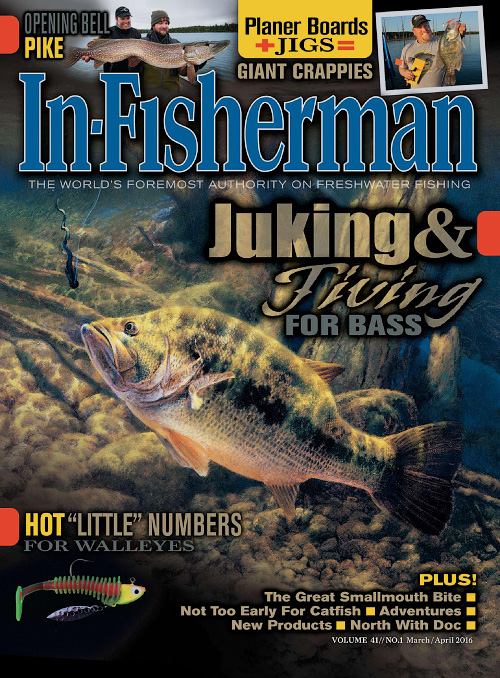 In-Fisherman - March/April 2016