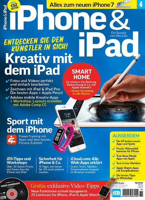 iPhone & iPad - März/April 2016