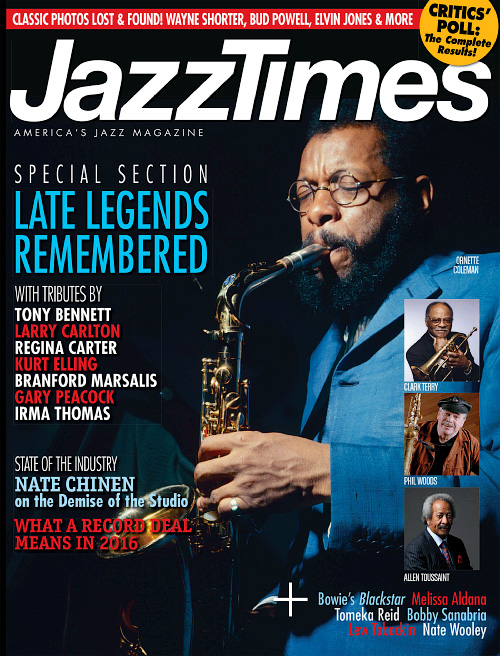 Jazz Times - March/April 2016