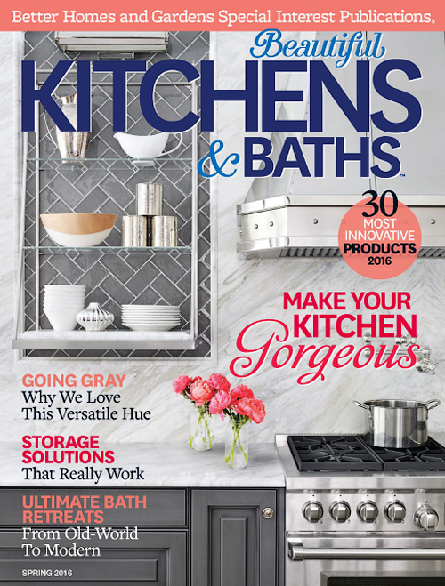Kitchens & Baths - Spring 2016