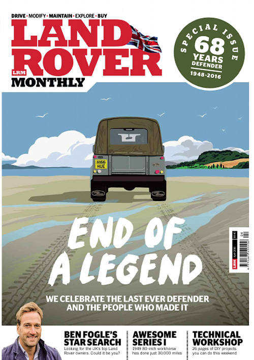 Land Rover Monthly - April 2016