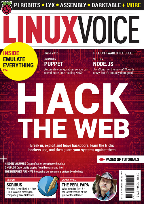 Linux Voice - June 2015