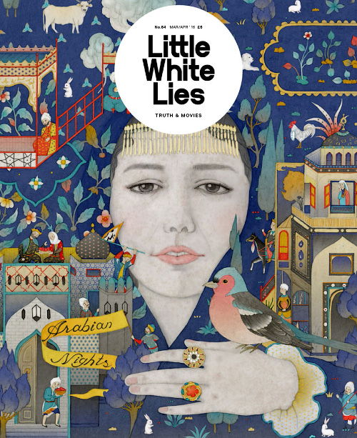 Little White Lies - March/April 2016