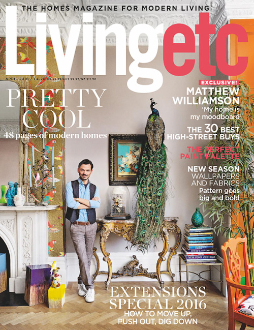 Living etc - April 2016