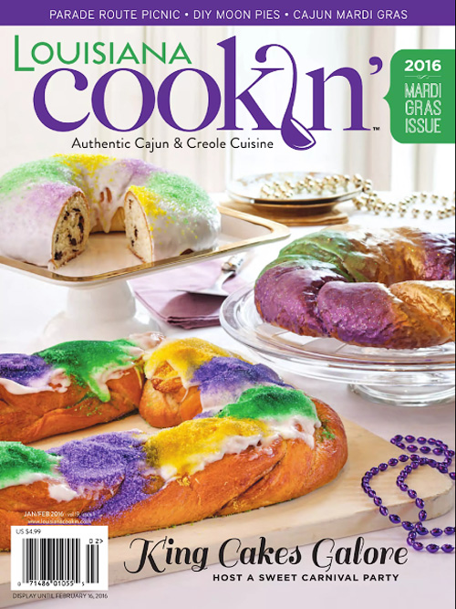 Louisiana Cookin - January/February 2016