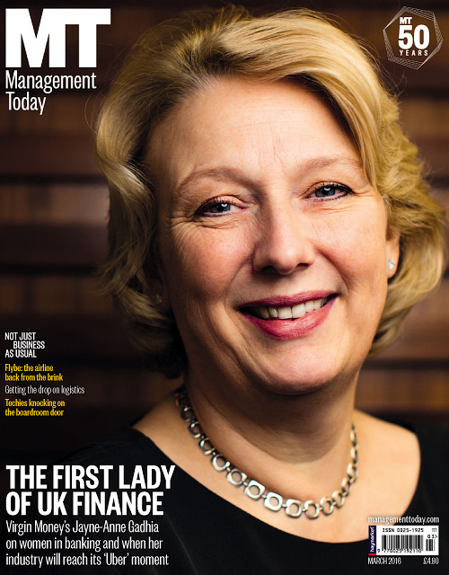 Management Today - March 2016