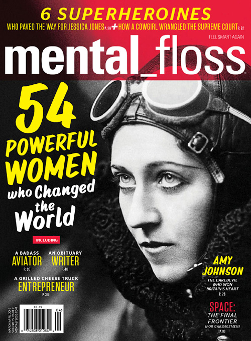 mental_floss - March/April 2016