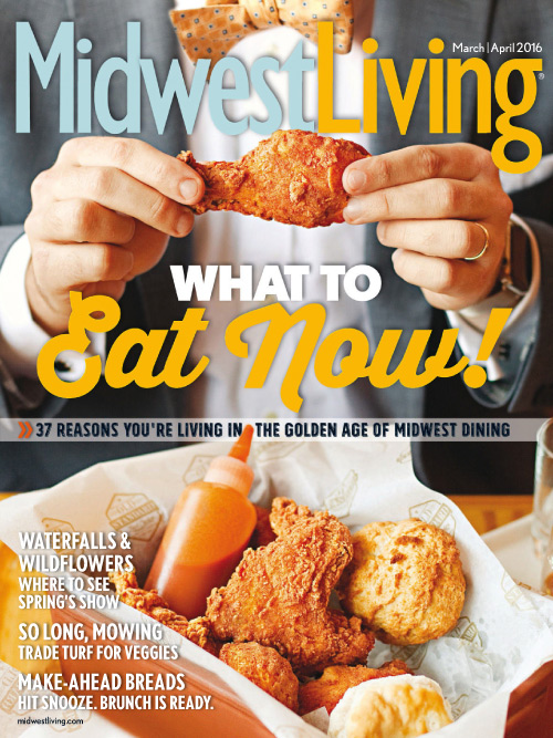 Midwest Living - March/April 2016
