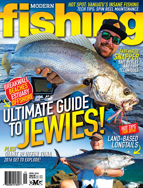 Modern Fishing - April 2016