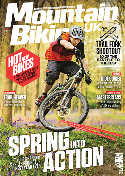 Mountain Biking UK - April 2016