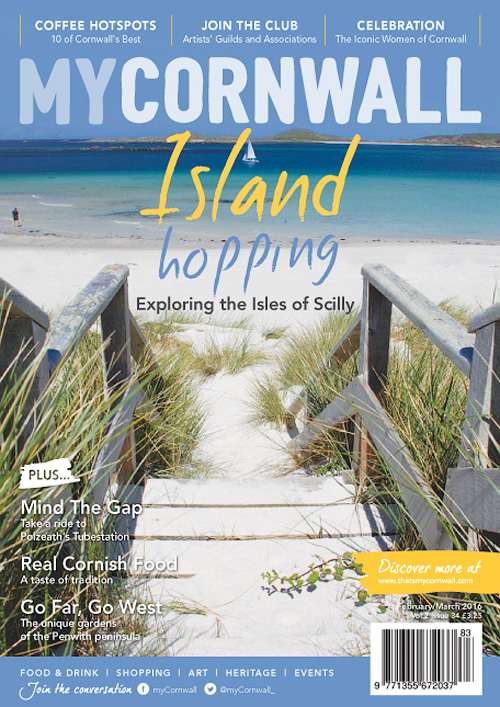My Cornwall - February/March 2016
