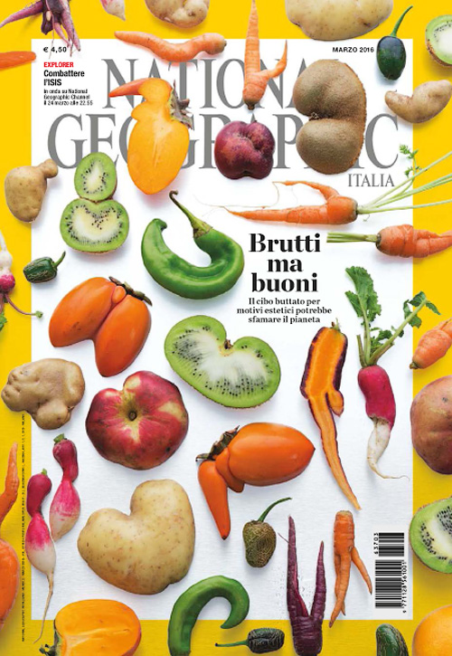 National Geographic Italia – Marzo 2016