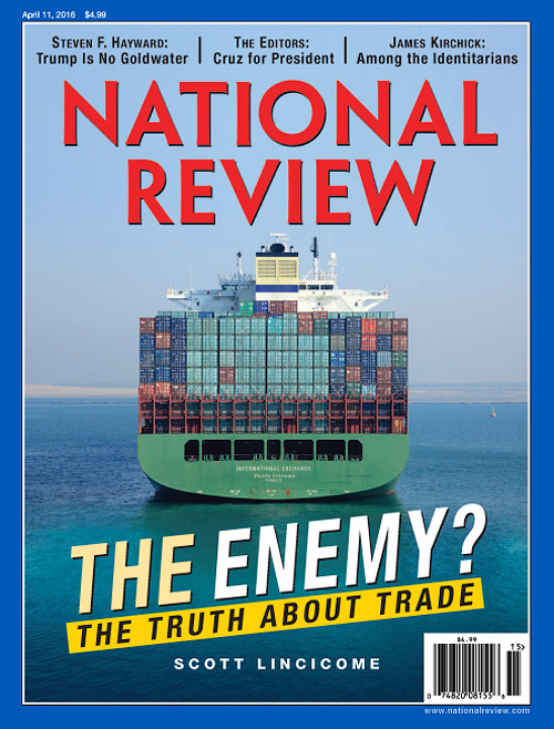 National Review - 11 April 2016