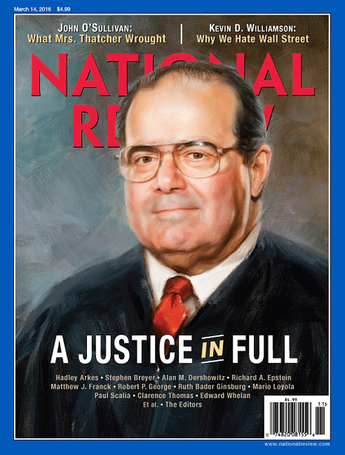 National Review - 14 March 2016