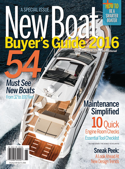 New Boat Buyers Guide 2016