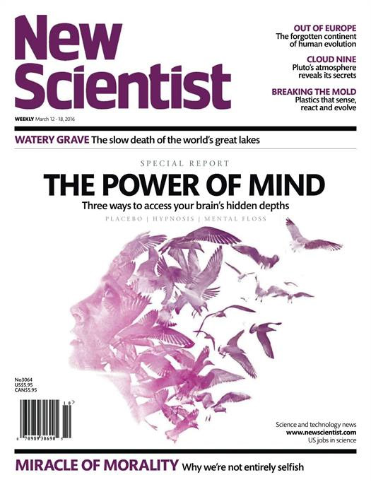 New Scientist - 15 March 2016
