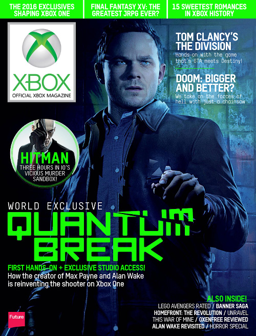 Official Xbox Magazine - April 2016