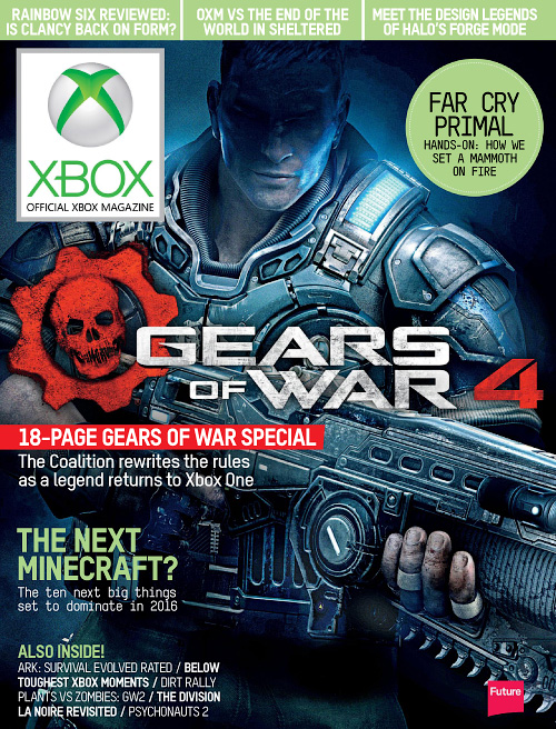 Official Xbox Magazine - March 2016