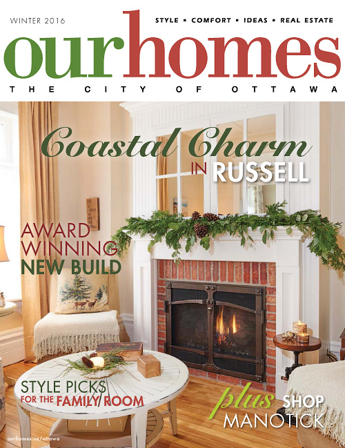 Our Homes - Winter 2016
