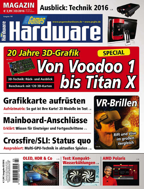 PC Games Hardware - März 2016