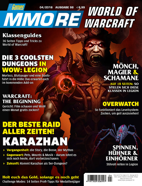 PC Games MMore - April 2016