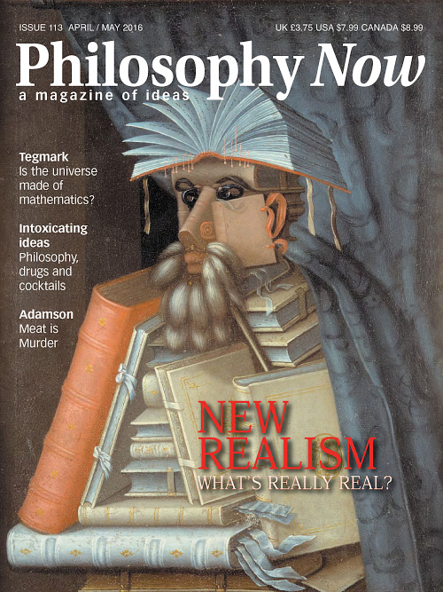 Philosophy Now - April/May 2016