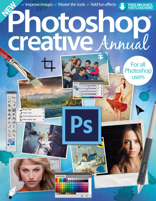 Photoshop Creative Annual - Volume 1, 2016