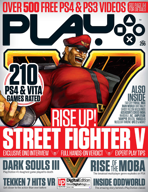 Play UK - Issue 266, 2016