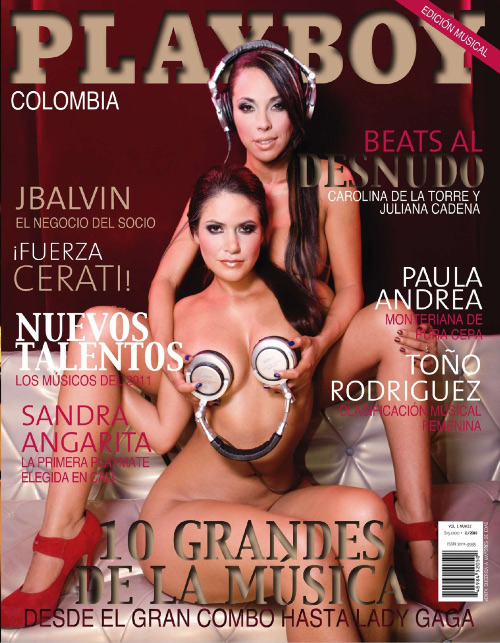 Playboy Colombia - November 2010