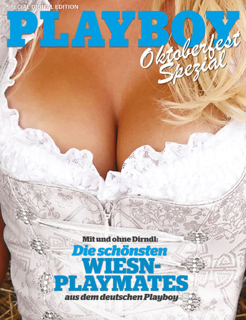 Playboy Germany - Oktoberfest Special 2014