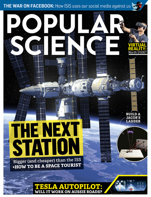 Popular Science Australia - March 2016