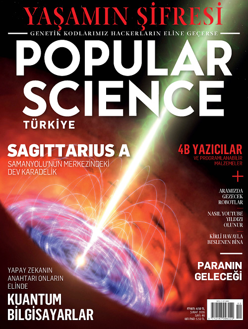 Popular Science Turkey - Şubat 2016