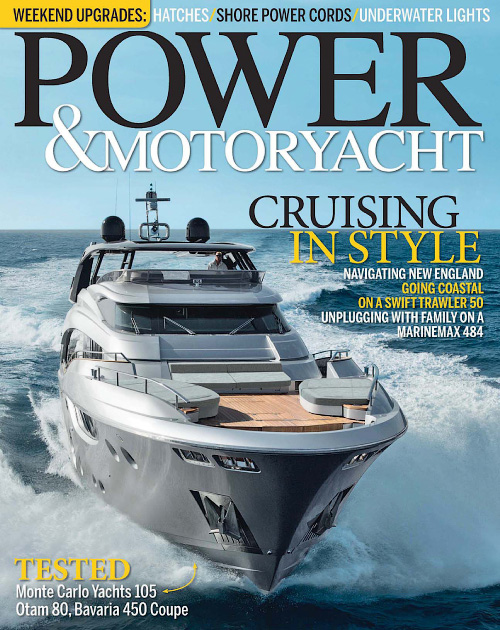 Power & Motoryacht - April 2016